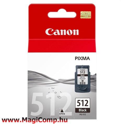 CANON PG-512BK fekete EREDETI