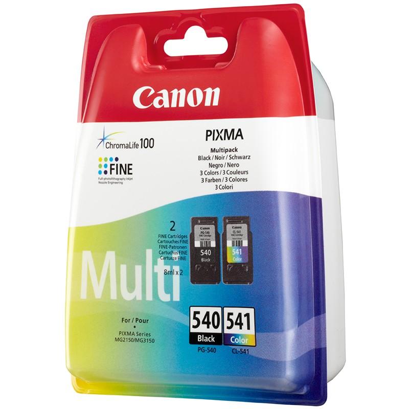 CANON PG-540 / CL-541 Multipack EREDETI PG-540/CL541