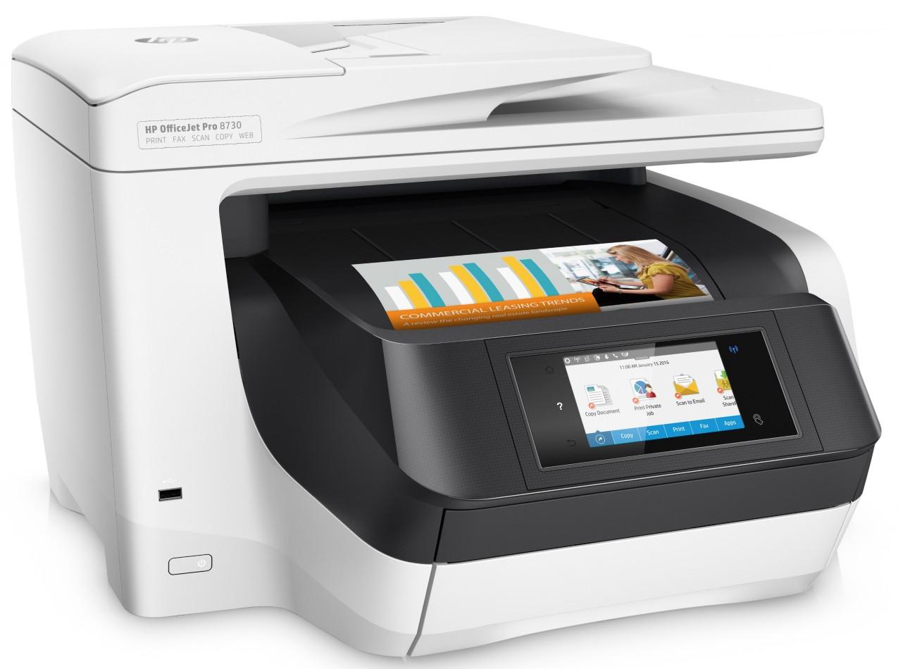 HP OfficeJet Pro 8730 ( D9L20A )